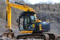 JCB JZ410 Excavator