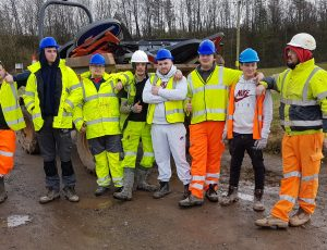 Construction Wales Innovation Centre Trainees