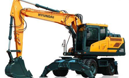 Excavator 180